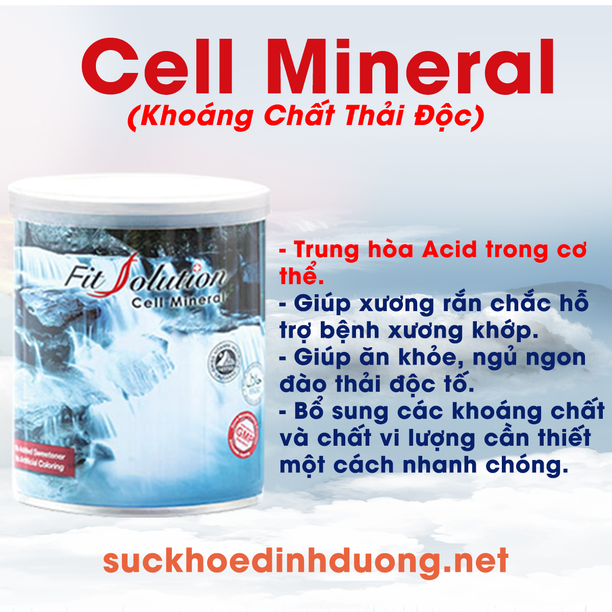 Fit Solution Cell Mineral